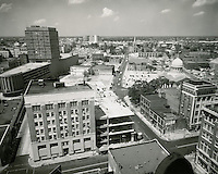 1961 June 8..Redevelopment.Downtown North (R-8)..Downtown Progress..North View from VNB Building..HAYCOX PHOTORAMIC INC..NEG# C-61-5-72.NRHA#..