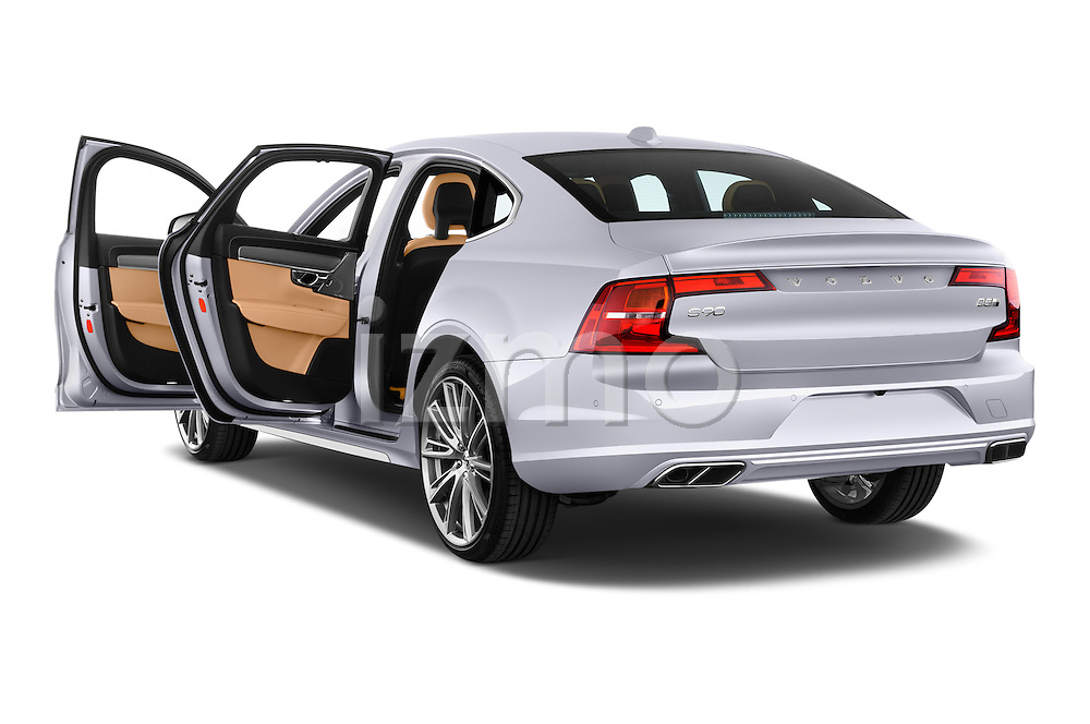 Car images of 2017 Volvo S90 Inscription 4 Door Sedan Doors