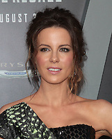 HOLLYWOOD, CA - AUGUST 01: Kate Beckinsale at the premiere of Columbia Pictures' 'Total Recall' held at Grauman's Chinese Theatre on August 1, 2012 in Hollywood, California Credit: mpi21/MediaPunch Inc. /NortePhoto.com<br />