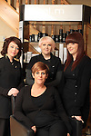 4 Stylists at Sharper Image 20/10/11..(Photo credit should read Jenny Matthews www.newsfile.ie)....This Picture has been sent you under the conditions enclosed by:.Newsfile Ltd..The Studio,.Millmount Abbey,.Drogheda,.Co Meath..Ireland..Tel: +353(0)41-9871240.Fax: +353(0)41-9871260.GSM: +353(0)86-2500958.email: pictures@newsfile.ie.www.newsfile.ie.