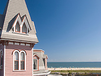 Victorian Seaside Resort, overlooking the beach and Atlantic Ocean, Cape May, New Jersey