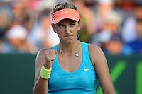 Victoria Azaenka (Bielorussia).Torneo di tennis di Miami.26/03/2012 Miami.Foto Insidefoto / Antoine Courvercelle ..Only Italy