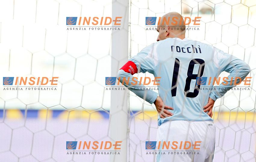 Tommaso Rocchi  (Lazio)<br /> Lazio vs Livorno 2-0<br /> Campionato di Calcio Serie A <br /> Roma, 9 marzo 2008<br /> Photo Antonietta Baldassarre Inside