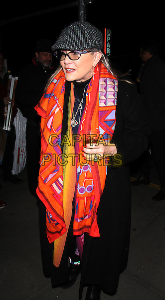 NEW YORK, NY November 22: Carrie Fisher at Strand Bookstore signing her new bio-book the Princess Diarist  in New York City.November 22, 2016. <br /> CAP/MPI/RW<br /> &copy;RW/MPI/Capital Pictures