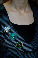 "Spille.CATALOGO.""Associazione Insieme Zajedno"". Laboratorio di manufatti donne Rom, Roma..""Together Zajedno Association"". Laboratory artefacts Bosnian Gypsy women in Rom."