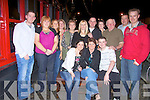 Helena Kelliher, Kilmorna, seated centre had a surprise 40th birthday party with family and friends  at Matt McCoy's bar Abbeyfeale  on Saturday night.   Copyright Kerry's Eye 2008