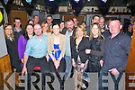 SMILES; Smiles by karena Lynn, Kilflynn as she celebrated her 30th Birthday in Herberts Bar, Kilflynn on Saturday night with family and friends (Karina is seated 2nd from left)..