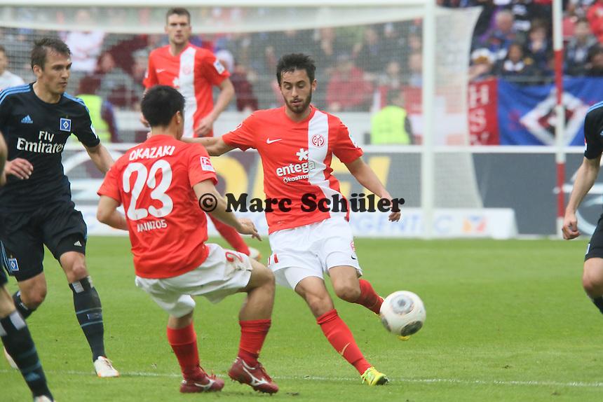 Yunus Malli (MAinz) - 1. FSV Mainz 05 vs. Hamburger SV, Coface Arena, 34. Spieltag