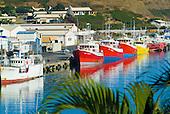 Nouville, le port de pêche