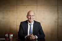 Interview und Portrait mit Urs Riedener CEO von Emmi Schweiz im Hauptsitz in Luzern am 12. Mai 2014 <br /> <br /> Copyright &copy; Zvonimir Pisonic