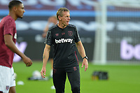 Stuart Pearce during West Ham United vs Charlton Athletic, Caraboa Cup Football at The London Stadium on 15th September 2020