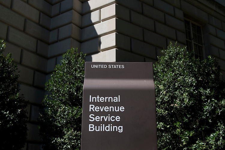 UNITED STATES - AUGUST 23: The Internal Revenue Service building as seen on Tuesday, Aug. 23, 2016. (Photo By Bill Clark/CQ Roll Call)