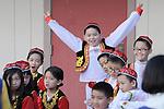Young Cultural Ambassadors visit Santa Rita Elementary