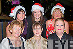 CHRISTMAS PARTY: Staff of Every Occasion Florist enjoying the great fun at their Christmas party at the Kingdom Greyhound Stadium on Saturday seated l-r: Liz Fogarty, Phil Kelliher and Kathleen Wrenn. Back l-r: Linda O'Leary, Leona Fitzmaurice and Helena Prendergast..   Copyright Kerry's Eye 2008