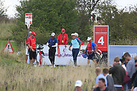 Thorbjorn Olesen (DEN) on the 4th tee during Round 4 of Made in Denmark at Himmerland Golf &amp; Spa Resort, Farso, Denmark. 27/08/2017<br /> Picture: Golffile | Thos Caffrey<br /> <br /> All photo usage must carry mandatory copyright credit     (&copy; Golffile | Thos Caffrey)