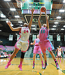 Tulane falls to Houston, 71-70, in double overtime action at Devlin Fieldhouse.