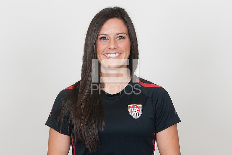 USA Women's National Team Portraits, Friday, January 13, 2012.