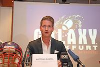 04.09.2014: Wiedergeburt der Frankfurt Galaxy