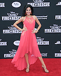 Joyce Giraud<br />  attends The Disney PLANES: FIRE & RESCUE Premiere held at The El Capitan Theatre in Hollywood, California on July 15,2014                                                                               © 2014 Hollywood Press Agency