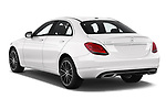 2020 Mercedes Benz C Class C300 4 Door Sedan