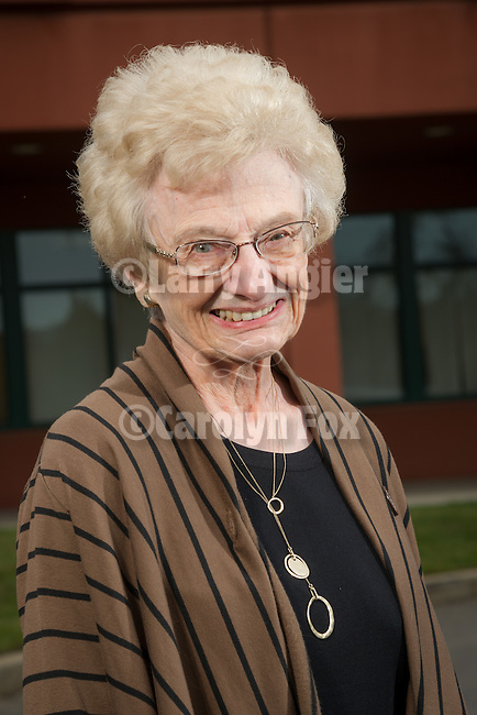 Shirley Bruns at Sutter Amador Hospital<br /> <br /> Shirley is the surviving niece of a donor.