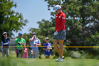 Sarah Jane Smith (AUS) reacts to her tee shot on 3 during round 2 of  the Volunteers of America LPGA Texas Classic, at the Old American Golf Club in The Colony, Texas, USA. 5/6/2018.<br /> Picture: Golffile | Ken Murray<br /> <br /> <br /> All photo usage must carry mandatory copyright credit (&copy; Golffile | Ken Murray)