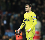 Tottenham's HUgo Lloris looks on dejected at the final whistle<br /> <br /> - English Premier League - West Ham Utd vs Tottenham  Hotspur - Upton Park Stadium - London - England - 2nd March 2016 - Pic David Klein/Sportimage