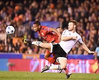 VALENCIA CF v OLYMPIQUE LIONNAIS. UEFA CHAMPIONS LEAGE 2015/2016.