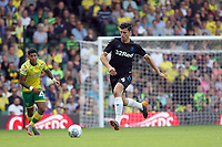 Daniel Ayala of Middlesbrough runs with the ball during Norwich City vs Middlesbrough, Sky Bet EFL Championship Football at Carrow Road on 15th September 2018