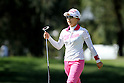 Chie Arimura (JPN),<br /> APRIL 3, 2011 - Golf :<br /> Chie Arimura of Japan in action during the final round of the Kraft Nabisco Championship at Mission Hills Country Club in Rancho Mirage, California, USA. (Photo by Yasuhiro JJ Tanabe/AFLO)