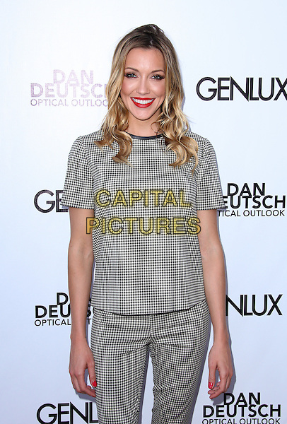 28 June 2014 - Beverly Hills, California - Katie Cassidy. Genlux Magazine Celebrates Their New Issue With Katie Cassidy Held at Luxe Hotel.   <br /> CAP/ADM/FS<br /> &copy;Faye Sadou/AdMedia/Capital Pictures