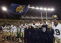 UW Vs Notre Dame 10-25-08