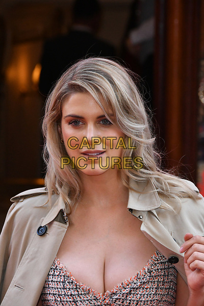 LONDON, ENGLAND - MARCH 15: Ashley James at the Prince's Trust and Samsung Celebrate Success Awards 2017, The London Palladium, Argyll Street, London, England, UK, on Wednesday 15 March 2017.<br /> CAP/JOR<br /> &copy;JOR/Capital Pictures