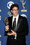 LOS ANGELES, CA. - September 20: Jeff Blitz poses in the press room at the 61st Primetime Emmy Awards held at the Nokia Theatre on September 20, 2009 in Los Angeles, California.