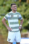 21 August 2015: Charlotte's Kyle Parker. The Duke University Blue Devils hosted the University of North Carolina Charlotte 49ers at Koskinen Stadium in Durham, NC in a 2015 NCAA Division I Men's Soccer preseason exhibition. The game ended in a 1-1 tie.