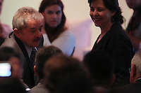 SAO PAULO,SP, 11.09.2013 - LULA - o ex presidente Lula durante seminario realizado na mnha desta quarta-feira pela revista Carta Capital na regiao da Avenida Paulista. (foto: Vanessa Carvalho / BRazil Photo Press)
