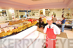 Master Butcher Seamus O'Sullivan removed all pork products from his shop in Manor, Tralee.   Copyright Kerry's Eye 2008