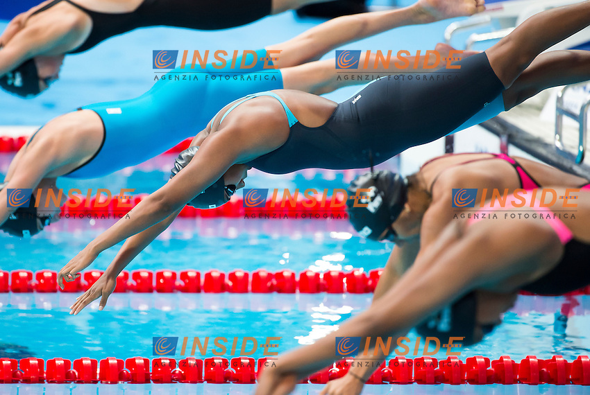 RAHEEM MacHiko FINA<br /> Swimming - Women's  100m freestyle heats<br /> Day 14 06/08/2015<br /> XVI FINA World Championships Aquatics Swimming<br /> Kazan Tatarstan RUS July 24 - Aug. 9 2015 <br /> Photo Giorgio Perottino/Deepbluemedia/Insidefoto