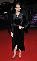 Aggy K. Adams at the 61st BFI LFF &quot;Mudbound&quot; Royal Bank of Canada gala, Odeon Leicester Square, Leicester Square, London, England, UK, on Thursday 05 October 2017.<br /> CAP/CAN<br /> &copy;CAN/Capital Pictures