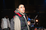 DJ Killa Touch at Thanksgiving Night With Fabolous Hosted by Funkmaster Flex at Webster Hall New York 11/25/10