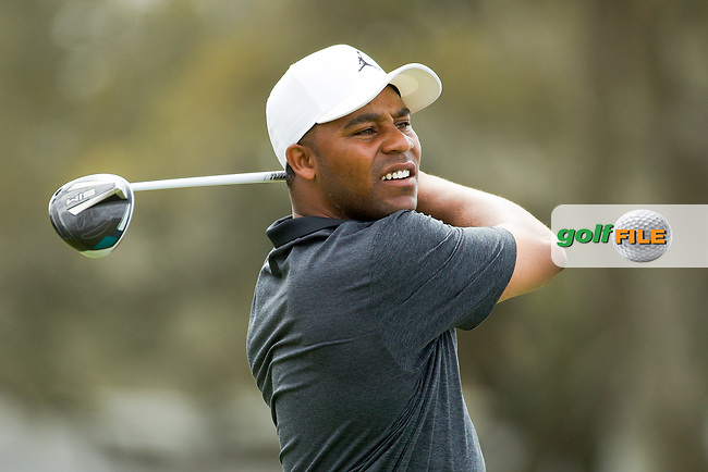 Harold Varner III (USA) during the final round of the Arnold Palmer Invitational presented by Mastercard, Bay Hill, Orlando, Florida, USA. 08/03/2020.<br /> Picture: Golffile | Scott Halleran<br /> <br /> <br /> All photo usage must carry mandatory copyright credit (© Golffile | Scott Halleran)