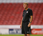 Coach John Dungworth during the U23 Professional Development League match at Bramall Lane Stadium, Sheffield. Picture date: September 6th, 2016. Pic Simon Bellis/Sportimage