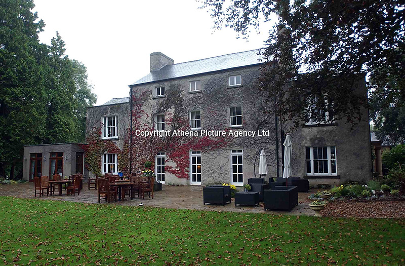 """Pictured: The Fairyhill Hotel, in Reynoldston, Wales, UK.<br /> Re: A tweet by a popular wedding venue, advertising for """"slightly OCD"""" staff has been criticised by mental health campaigners.<br /> Fairyhill in the village of Reynoldston, Gower, which is owned by the Oldwalls group, advertised various jobs at their venue on Twitter.<br /> The advertisment includes an image of laid out plates and cutlery which are not straight with the caption """"Slightly OCD? Then we'd like to hear from you"""".<br /> The social media post has been met with a number of angry comments from users calling for the venue to reconsider their advert, calling it """"disgusting"""" and """"inappropriate"""".<br /> One user responded: """"I do have OCD. It's got nothing to do with liking my cutlery straight, though.<br /> """"It's more about distressing and intrusive thoughts of horrific self-harm and unbearable anxiety that my partner will die. So you might want to reconsider that advert.""""<br /> For many years Fairyhill was a popular destination for tourists and diners on the Gower before becoming an exclusive wedding venue. It recently underwent a £1 million refurbishment."""