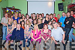 A huge crowd of friends and family gathered for a great surprise for Katie O'Flaherty 22nd Birthday Party and her Bon Voyage upcoming trip to Australia,in Maurice Fitzgeralds Bar,Castlegregory on Saturday night
