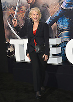 Dame Helen Mirren at the premiere for &quot;The Great Wall&quot; at the TCL Chinese Theatre, Hollywood, Los Angeles, USA 15 February  2017<br /> Picture: Paul Smith/Featureflash/SilverHub 0208 004 5359 sales@silverhubmedia.com