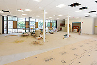 Major Renovation Litchfield Hall WCSU Danbury CT<br /> Connecticut State Project No: CF-RD-275<br /> Architect: OakPark Architects LLC  Contractor: Nosal Builders<br /> James R Anderson Photography New Haven CT photog.com<br /> Date of Photograph: 26 June 2017<br /> Camera View: 18 - Recreation 131