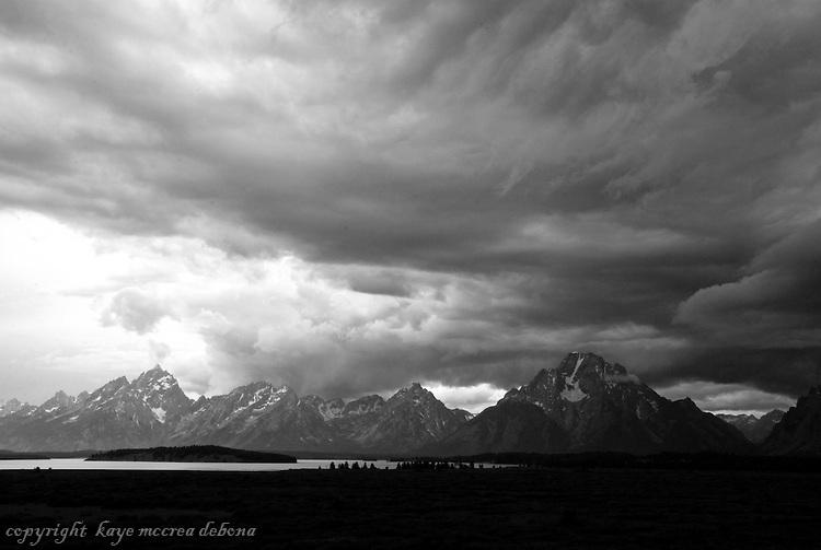 Grand Tetons, WY