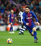 FC Barcelona 3 v 0 Levante - 7 January 2018 - La Liga Santander 2018