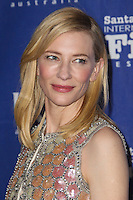 SANTA BARBARA, CA - FEBRUARY 01: Actress Cate Blanchett arrives at the 29th Santa Barbara International Film Festival - Outstanding Performer of the Year Award Honoring Cate Blanchett held at Arlington Theatre on February 1, 2014 in Santa Barbara, California. (Photo by Xavier Collin/Celebrity Monitor)