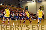 Sean O'Brien Scotts Lakers drives at UL EAgles defence during their NL Div 1 game in Killarney on Sunday